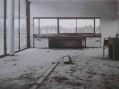kostis velonis: La maison Savoye de Le Corbusier pendant sa construction