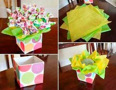 Good for Valentine's Day Happy Birthday B, Diy Birthday, Birthday Parties, Candy Bouquet Diy, Diy Bouquet, Paper Bouquet, Boquet, Homemade Gifts, Diy Gifts