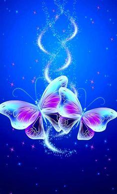 Butterfly Background, Butterfly Wallpaper, Butterfly Flowers, Galaxy Wallpaper, Beautiful Butterflies, Wallpaper Backgrounds, Beautiful Flowers, Cellphone Wallpaper, Iphone Wallpaper