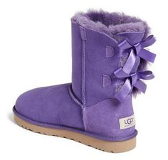 UGG Bailey Bow #UGG #BaileyBow -wish I could afford these for my daughter!