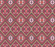 Super Girlie  fabric by mag-o on Spoonflower - custom fabric
