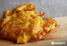 Fokhagymás röszti Hungarian Recipes, Winter Food, Lasagna, Macaroni And Cheese, Cake Recipes, Food And Drink, Cooking Recipes, Potatoes, Favorite Recipes