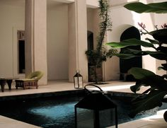 Riad Due in Marrakesh.