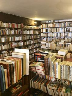 Readcommendations — Found a secondhand bookstore I'd never explored...
