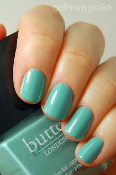 Dear butterLONDON Poole, I need you in my life.
