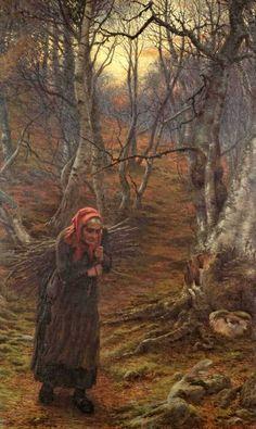 Joseph Farquharson #Witch #Crone