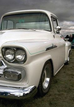 "doyoulikevintage: ""Chevy pickup """