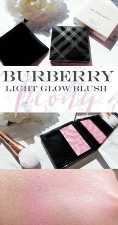 Burberry Beauty Light Glow Natural Blush | #04 Peony 3