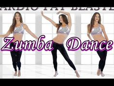 Zumba Fitness - 30 Minutes Zumba Dance Aerobic Workout - Fun Weight Loss For Better and Healthy Body - YouTube