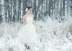 Ira -dress from Revelations. Soft tulle and french lace.  Designer Aurora Raiskinen Pic ByMikaelas MUAH Tiina Lamberg Model Riina Hair Accessories Ninka