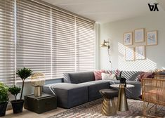 Blinds, Couch, Curtains, Rotterdam, Furniture, Home Decor, Design, The Hague, Settee