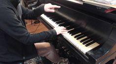 Piano Technique: Rolling 4-note G Major Arpeggios