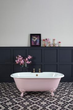The Petite Millbrook Cast Iron Bath | Petite Cast Iron Bath