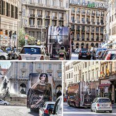Brand: Silvian Heach - ADV: Bus Roma #silvianheach #abbigliamento #italia #roma #fashion #moda #donna #abbigliamentodonna www.upgrademedia.it
