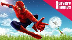 In this amazing episode you will see a beautiful rhyme with the main character as Spiderman. You will see Spiderman playing with ama. Nursery Rhymes, Iron Man, Spiderman, Kids, Spider Man, Young Children, Boys, Iron Men, Children