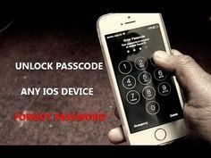 How To Unlock Iphone Without The Passcode Life Hacks Youtube In 2020 Iphone Life Hacks Smartphone Hacks Unlock Iphone