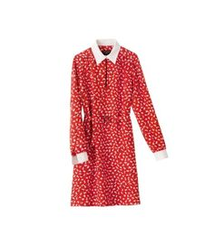 Discover the range of women's dresses by A. Wool Dress, Silk Dress, Long Jumper Dress, Jackets For Women, Clothes For Women, Nice Clothes, Tweed Trousers, Poplin Dress, Womens Parka