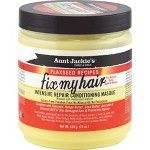 Aunt Jackie& Fix My Hair Intensive Repair Conditioning Masque - Curly Hair Care, Curly Hair Styles, Natural Hair Styles, Frizzy Hair, Messy Hair, Hair Updo, Leave In, Aunt Jackies Hair Products, Twisted Hair