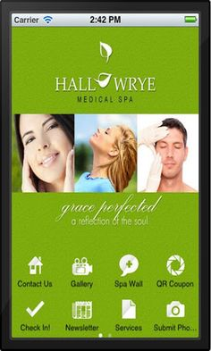 This mobile app allows you to view the many great services that our med spa offers, along with directly calling Hall and Wrye Med Spa with one touch.<p>If you don't know where Hall and Wrye Med Spa is located, we have a direction option that leads you turn by turn right to us. http://Mobogenie.com