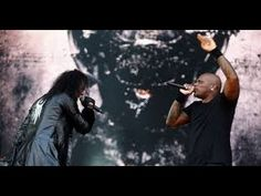 Moonspell + Derrick Green Live @ Rock in Rio 2015 Completo Full Concert