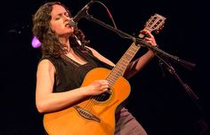 Canadian folk artist, Jadea Kelly, headlined a night of folk music in Ann Arbor recently as she continues her tour across the United States and Canada.  It was 'Take A Chance Tuesday' at The Ark in Ann Arbor this past Tuesday (May 27, 2014). I decided to try my luck and see Del Barber wi