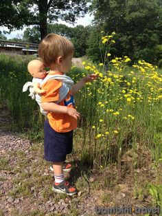 Babydoll Walk   perfect idea for toddlers and preschoolers who love playing babies   Bambini Travel