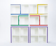 Table and chair book case