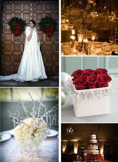 Ideas para una boda en invierno : Colores de Boda, decoradoras