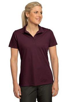 Sport Tek Women`s Micropique Sport-Wick Sport short sleeve Shirt. LST650
