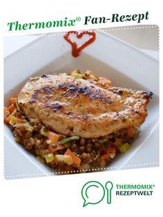 HÄNCHENBRUST von Margherita 1992. Ein Thermomix ® Rezept aus der Kategorie Hauptgerichte mit Fleisch auf www.rezeptwelt.de, der Thermomix ® Community.