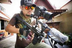 Tactical Camera Rig