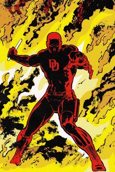 Daredevil by David Mazzucchelli