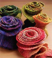 Handspun Gallery of Helix Scarves - Spinning Daily