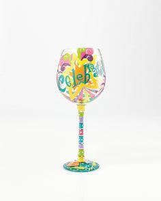 6000743 Superbling Celebrate Extra Large Wine Glass