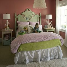 Kid's Room: Vintage Furniture Finds < Creative Ideas for Kids' Rooms and Nurseries - Southern Living