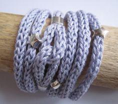 Armband vira runt- egen tillverkning | handlagarn.se  You can buy on   www.handlagarn.se  Handmade Bracelet