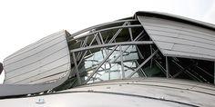 Cúpula. Reforma integral HIMOINSA Headquarters - Arquitania Business Opera House, Building, Board Rooms, New Construction, Kitchen Industrial, Parking Space, Buildings, Construction, Opera