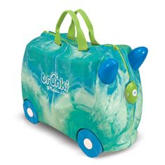 Melissa & Doug Tie-Dye Trunki Ride-on