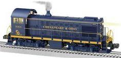 6-38472 C&O #5001 Alco S-2 Diesel/Legacy
