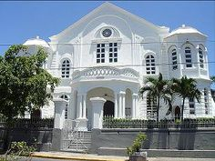 The Shaare Shalom Synagogue, Kingston, is Jamaica's only synagogue, and the only one in the world with a sand floor.