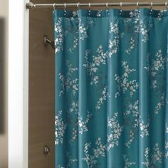 Croscill® Tranquility Shower Curtain - BedBathandBeyond.com... i love it!!