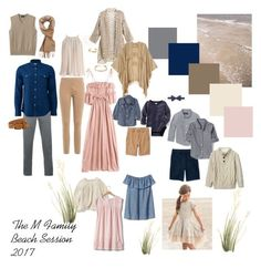 The M Family Beach Session 2017 by tonya-riggs on Polyvore featuring Chicwish, Chico's, Burberry, By Malene Birger, Rebecca Minkoff, Ermenegildo Zegna, Acne Studios, Armani Jeans, Lands' End and Bergè #familyphotography,