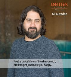 Ali Alizadeh at Writers Victoria https://writersvictoria.org.au/civicrm/event/info?reset=1&id=163 #amwriting #poetry