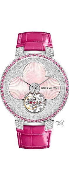 Louis Vuitton Watch 2015 ❤