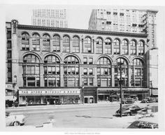 Store Without a Name, 913 Main, 1940's