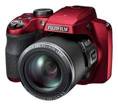 Fujifilm FinePix S8200 Digital Camera - Red (16.2 MP, 40x Optical Zoom) 3.0 inch LCD FujiFilm http://www.amazon.co.uk/dp/B00AX12XQ0/ref=cm_sw_r_pi_dp_W4i2tb151WPBAVXQ