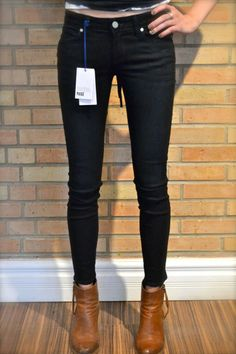 PAIGE Spring 2014 skinny jeans