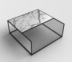 The Grill table by Zeren Saglamer