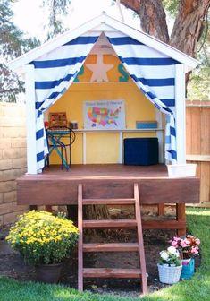 28 Small Backyard Playground Landscaping Design Ideas