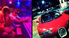 Justin Bieber a primit cadou o maşină Bugatti Music Channel, Bugatti, Justin Bieber, Romania, News